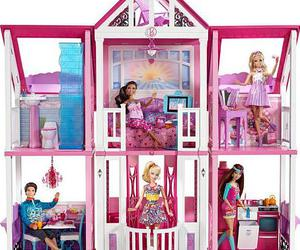 doll house furniture, dolls house, and barbie doll furniture image