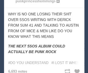 bands, funny, and sum 41 image