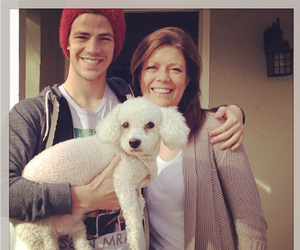 adorable, mother and son, and grant gustin image
