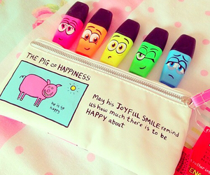 cute, colors, and pink image