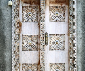 door and art image