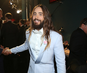 handsome, jared leto, and oscars 2015 image
