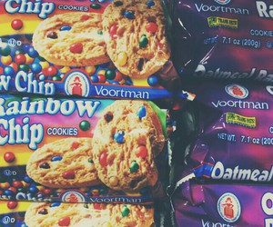 colorful, food, and Cookies image