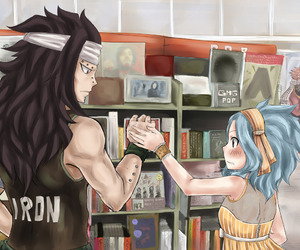 anime, love, and fairy tail image