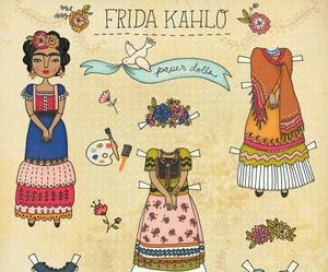 Frida and love image