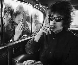 bob dylan and Barry Feinstein image
