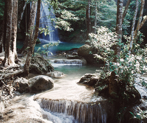 fairytale, travel, and water image