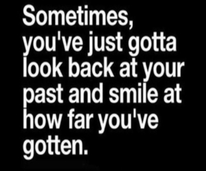 far, past, and quotes image