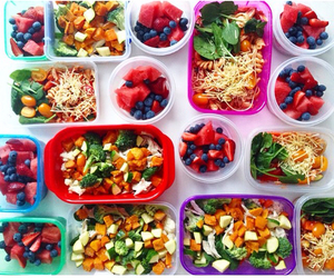 fit, fitness, and snacks image