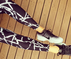 fit, fitness, and leggings image