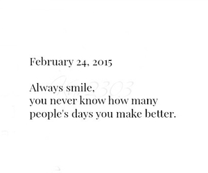 smile, february, and happy image