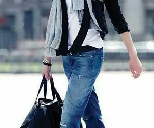 bag, blog, and blonde image