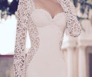 chic, design, and wedding image