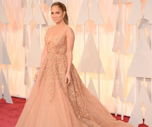 Jennifer Lopez, oscar, and red carpet image