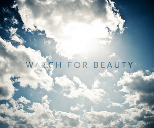 beauty, clouds, and sky image