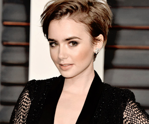 lily collins, model, and pretty image