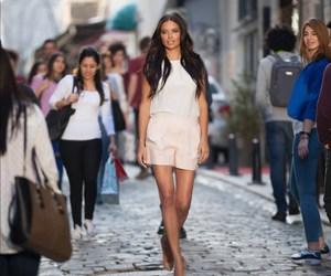 Adriana Lima, Victoria's Secret, and fashion image