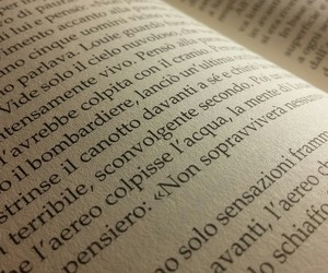 book, italiano, and unbroken image