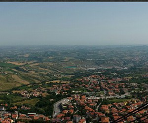 italy, photography, and panorama image