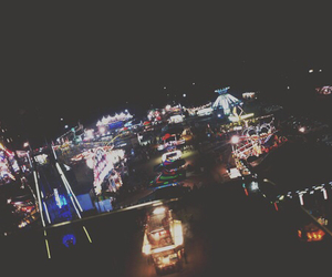 grunge, night, and State Fair image
