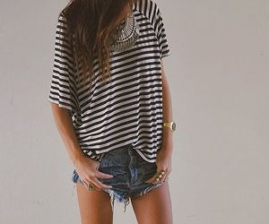 clothes, shorts, and outfit image