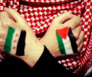 palestine and syria image