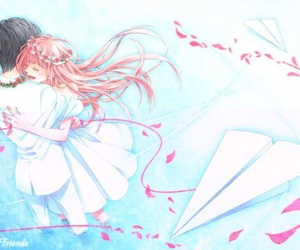 anime, vocaloid, and just be friends image