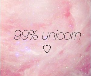 unicorn and pink image