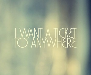 anywhere, ♥, and me image