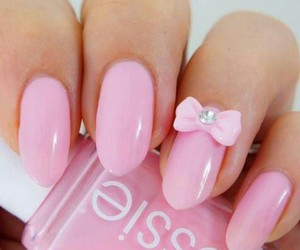 nails, essie, and beautifoul image
