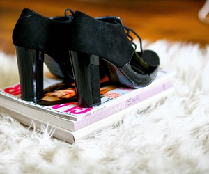 fashion blogger, shoes, and new in image