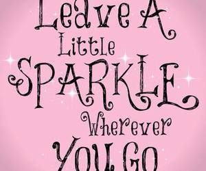 go, leave, and sparkle image