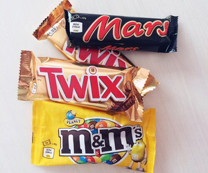 mars, Twix, and chocolate image