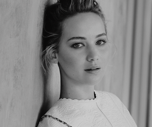 Jennifer Lawrence, dior, and hunger games image