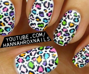 awesome, beautiful, and nail art image