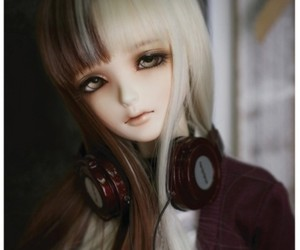 doll, bjd, and ball jointed doll image