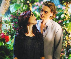 city of bones, jace, and the mortal instruments image
