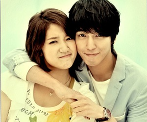 heartstrings, park shin hye, and couple image