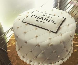 chanel, cake, and food image