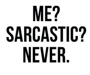 funny, joke, and sarcasm image