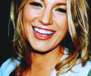 blake lively, hair, and smile image