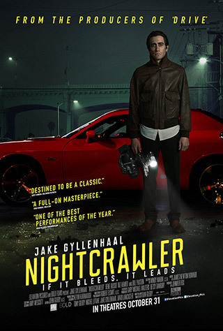 jake gyllenhaal, nightcrawler, and movie image