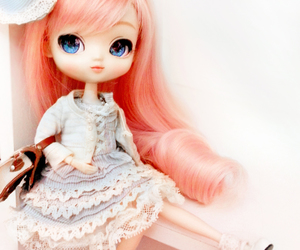 doll, toys, and pullip dolls image