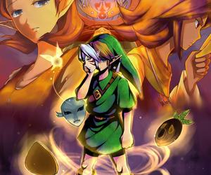 background, nintendo, and the legend of zelda image
