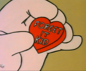 forget and heart image