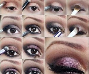 eyes, eyes makeup, and eyes makeup tutorials image