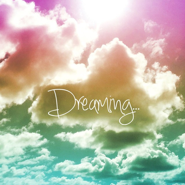 Dream and dreaming image