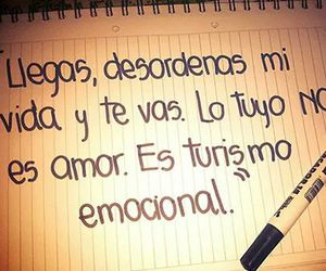 love, frases, and turismo image