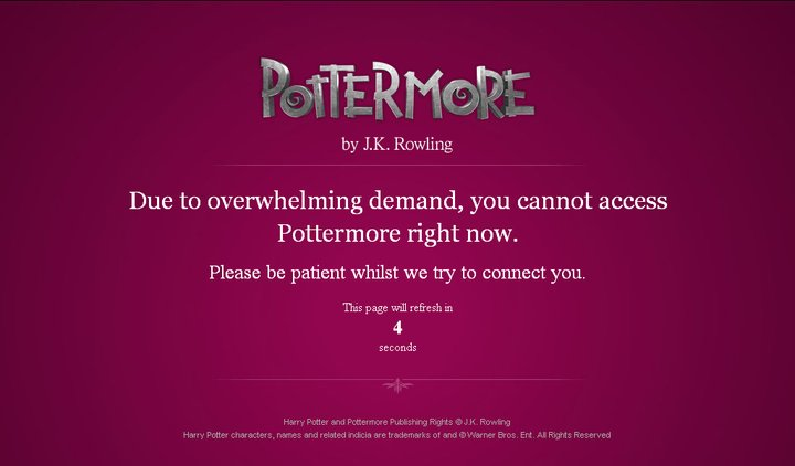 72 images about Pottermore<