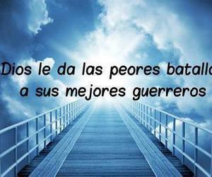 cielo, frases, and dios image